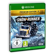 SnowRunner Premium Edition - Xbox One - Konzoljáték