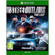 Street Outlaws: The List - Xbox One - Konzol játék