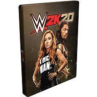 WWE 2K20 Steelbook Edition - Xbox One - Konzol játék