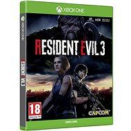 Resident Evil 3 - Xbox One - Konzoljáték