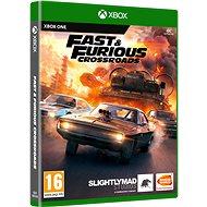 Fast and Furious Crossroads - Xbox One - Konzoljáték