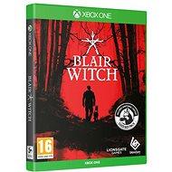 Blair Witch - Xbox One - Konzoljáték