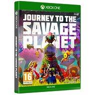 Journey to the Savage Planet - Xbox One - Konzol játék