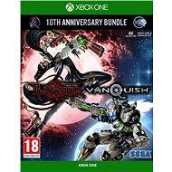 Bayonetta and Vanquish 10th Anniversary Bundle - Xbox One - Konzoljáték