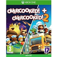 Overcooked! + Overcooked! 2 - Double Pack - Xbox One - Konzol játék