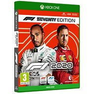Konzol játék F1 2020 - Seventy Edition - Xbox One