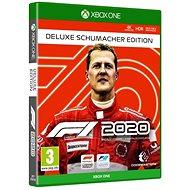 F1 2020 - Michael Schumacher Deluxe Edition - Xbox One - Konzoljáték