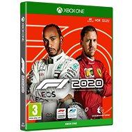 F1 2020 - Xbox One - Konzol játék