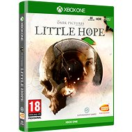 The Dark Pictures Anthology: Little Hope - Xbox One - Konzol játék