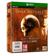 The Dark Pictures Anthology: Volume 1 - Man of Medan and Little Hope Limited Edition - Xbox One - Konzol játék