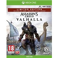 Assassins Creed Valhalla - Limited Edition - Xbox One - Konzol játék