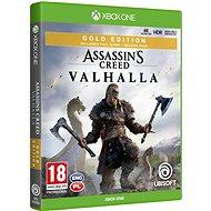 Assassins Creed Valhalla - Gold Edition - Xbox One - Konzol játék