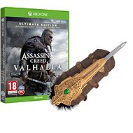 Assassins Creed Valhalla - Ultimate Edition - Xbox One + Eivors Hidden Blade - Konzol játék
