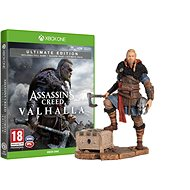 Assassins Creed Valhalla - Ultimate Edition - Xbox One + Eivor figura - Konzol játék