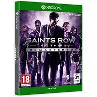 Saints Row: The Third - Remastered - Xbox One - Konzoljáték