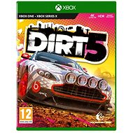 DiRT 5 - Xbox - Konzol játék