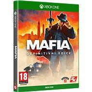 Mafia Definitive Edition - Xbox One - Konzol játék
