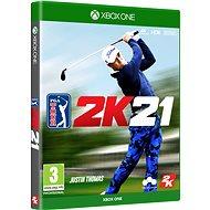 PGA Tour 2K21 - Xbox One - Konzol játék