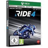 RIDE 4: Special Edition - Xbox One - Konzol játék