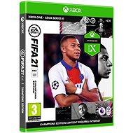 FIFA 21 - Champions Edition - Xbox One - Konzoljáték