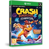 Crash Bandicoot 4: Its About Time - Xbox One - Konzol játék