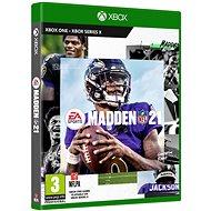 Madden NFL 21 - Xbox One - Konzoljáték