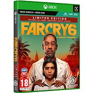Far Cry 6: Limited Edition - Xbox One - Konzoljáték