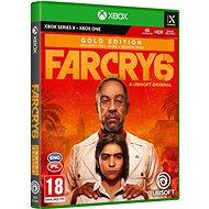 Far Cry 6: Gold Edition - Xbox One - Konzoljáték