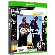 UFC 4 - Xbox One - Konzol játék