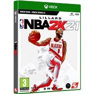 NBA 2K21 - Xbox One - Konzol játék