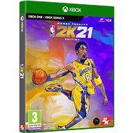 NBA 2K21: Mamba Forever Edition - Xbox One - Konzoljáték