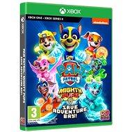 Paw Patrol: Mighty Pups Save Adventure Bay - Xbox One - Konzoljáték