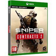 Sniper: Ghost Warrior Contracts 2 - Xbox One - Konzol játék