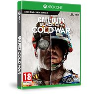 Call of Duty: Black Ops Cold War - Xbox One - Konzol játék