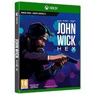 John Wick Hex - Xbox One - Konzol játék