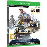 Black Desert: Prestige Edition - Xbox One - Konzol játék