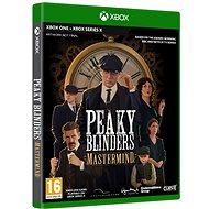 Peaky Blinders: Mastermind - Xbox One - Konzol játék
