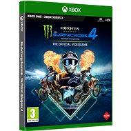 Monster Energy Supercross 4 - Xbox One - Konzol játék