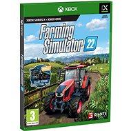 Farming Simulator 22 - Xbox - Konzol játék