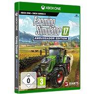 Farming Simulator 17: Ambassador Edition - Xbox - Konzol játék