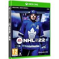 NHL 22 - Xbox One - Konzol játék