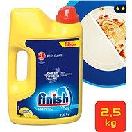 FINISH Power Powder mosogatópor citrom 2,5 kg - Mosogatószer