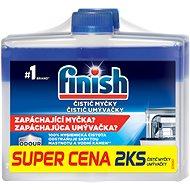 FINISH mosogatógép tisztító DUO 250 ml - Mosogatógép tisztító