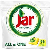 Jar All In One Lemon Mosogatógép Kapszula 96 darabos kiszerelés - Mosogatógép tabletta