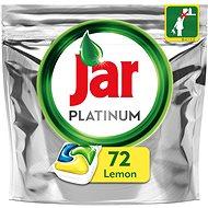 Jar Platinum Lemon mosogatógép kapszula (72 db) - Mosogatógép tabletta