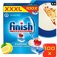 FINISH Classic Lemon 100 db - Mosogatógép tabletta