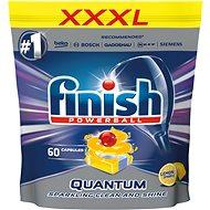 FINISH Quantum Max Powerball Lemon - Mosogatógép tabletta