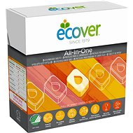 ECOVER All in One 25 db - Öko mosogatógép tabletták