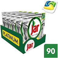 JAR Platinum Mega Box Mosogatógép Kapszula 5x18 darabos kiszerelés - Mosogatógép tabletta