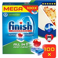 FINISH All in One 100 db - Mosogatógép tabletta